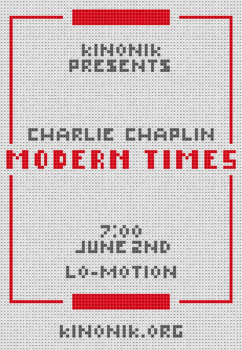 Poster for Charlie Chaplin's Modern Times