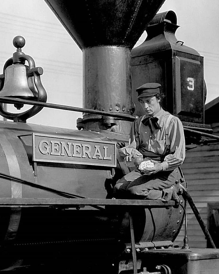 Kinonik Presents Buster Keaton's The General