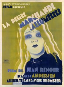 The Little Match Girl (1928) poster