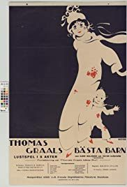 Tomas Graal's Best Child (1918) poster